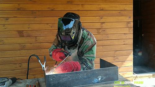 как сделать мангал своими руками тарас кириченко