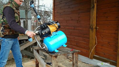 отключение насосной станции на зиму homeworktaras тарас кириченко